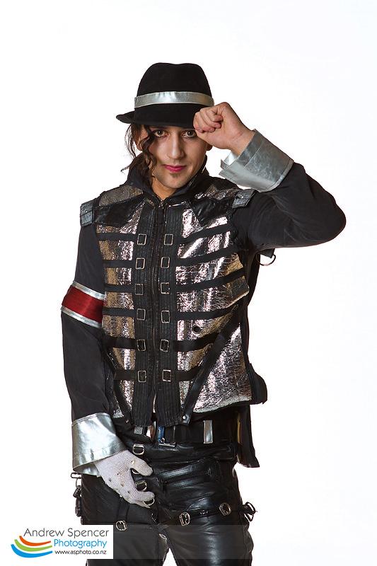 Movie Man - Trash Fashion show  2010